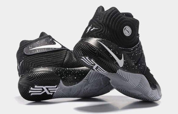 Фото Nike Kyrie 2 Eybl черные - 3